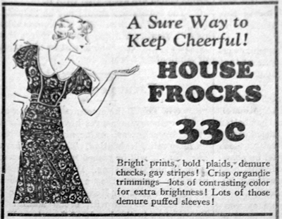 house frock