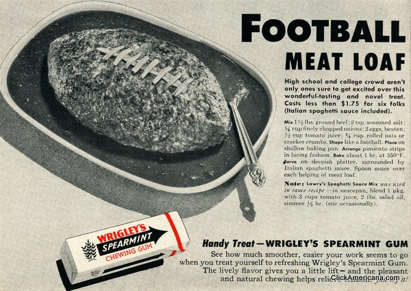 meatloaf-football