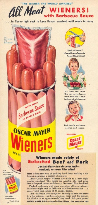 canned weiners