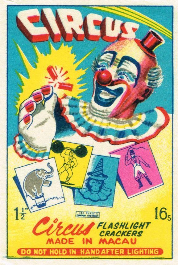 circus firecrackers
