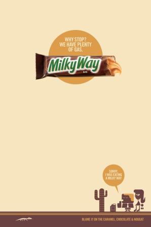 milky way print 1