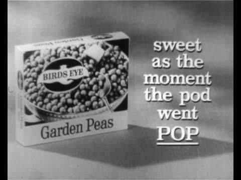 peas pop ad