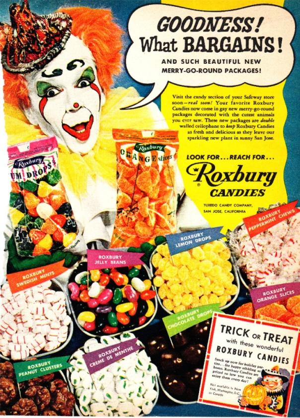 candy clown