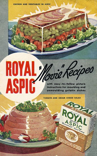 chicken movie aspic