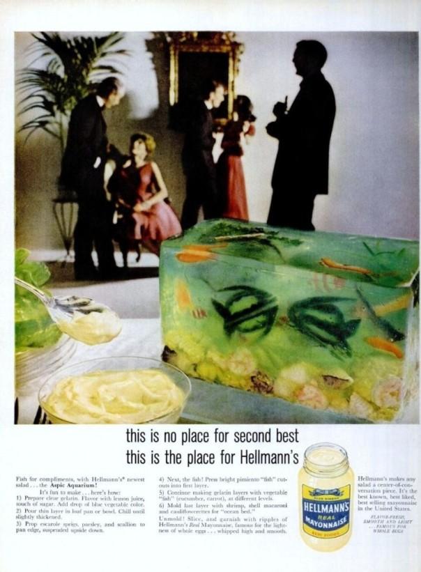 mayo fish mold