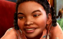 polar express girl